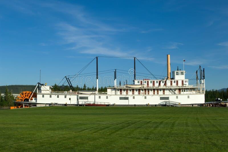 SS Klondike royalty free stock photo