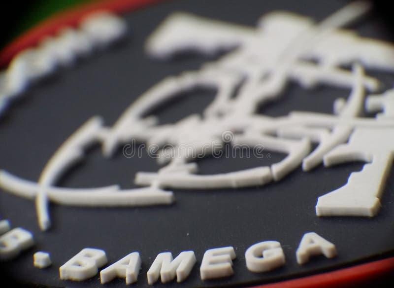 Sscb клуба логотипа стоковое фото rf