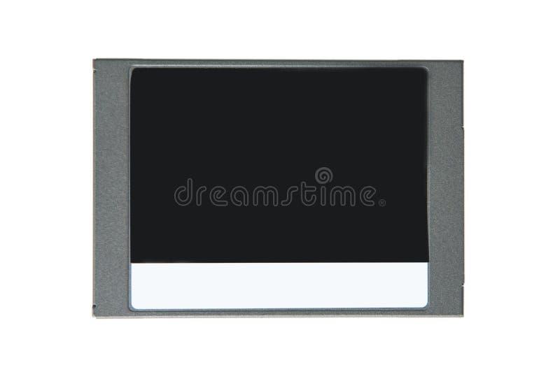 SSD硬盘 图库摄影