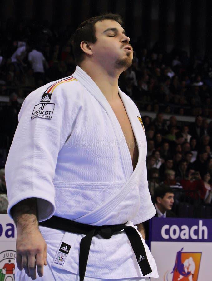 Sseldorf Germania del ¼ di Grandprix 2012 DÃ di judo fotografia stock libera da diritti