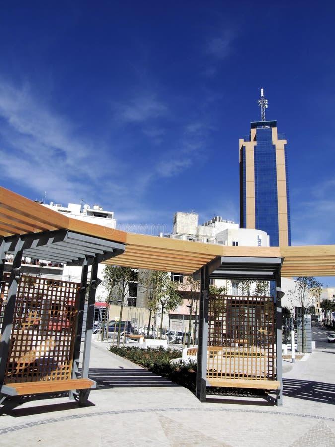 Städtische Architektur stockfotos