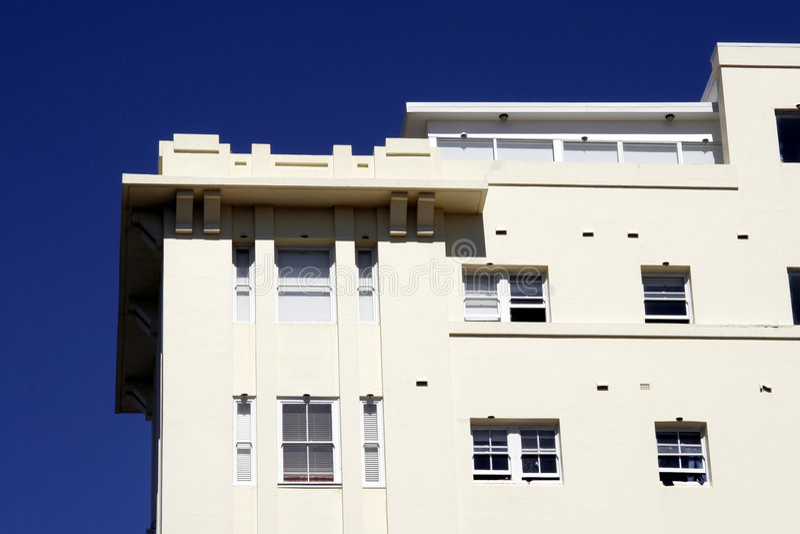 Städtische Wohnanlage lizenzfreie stockfotos