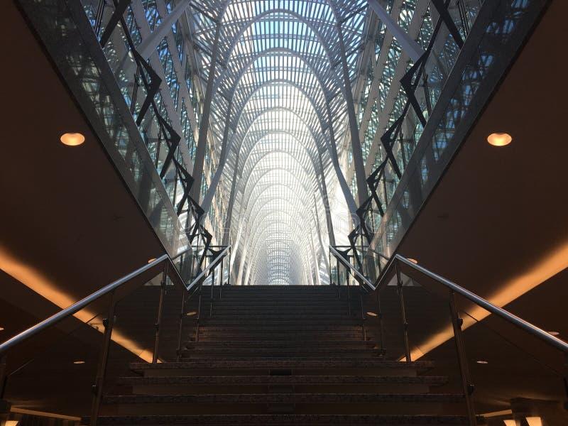 Städtischer Untergrund lizenzfreie stockfotografie