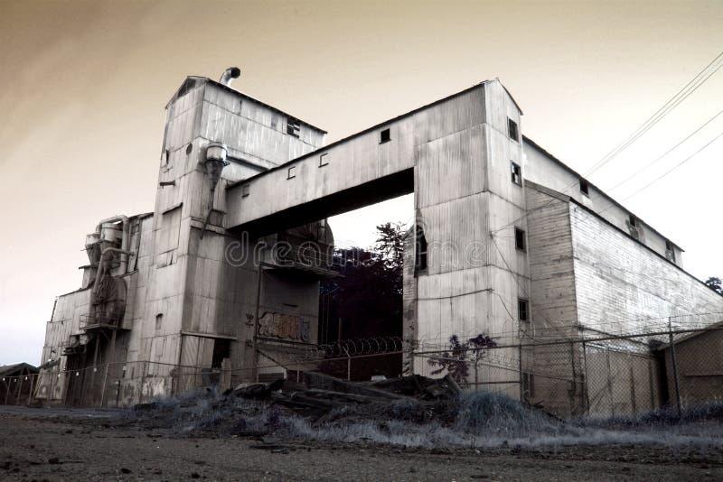 Download Städtischer Zerfall stockbild. Bild von besitzaufgabe, desolate - 32517