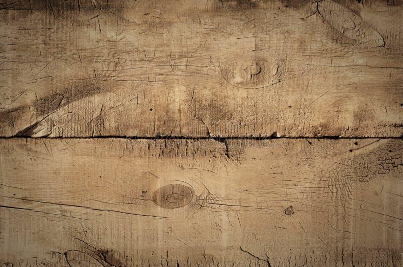 Stäng sig upp av lantlig väggbakgrund, textur av den gamla bästa tabellen Bästa sikt för trätappningtextur av trätabellen Kan anv arkivfoto
