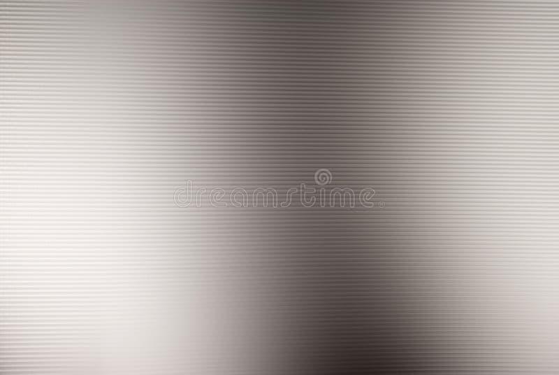 Stäng sig upp bakgrundsbild av grå skinande metallyttersida stock illustrationer