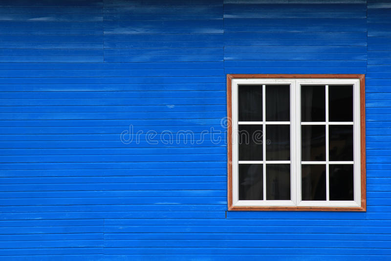 stängt fönster royaltyfri foto