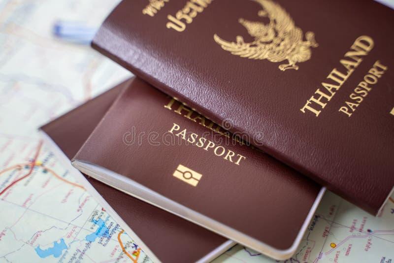 Stängt upp pass, royaltyfri foto
