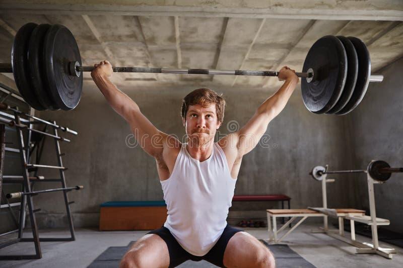 Stärke des Verstandes, Stärke des Körpers lizenzfreie stockfotografie