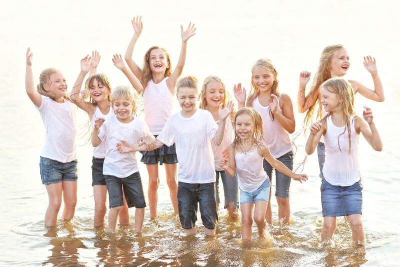 Stående av barn royaltyfria foton