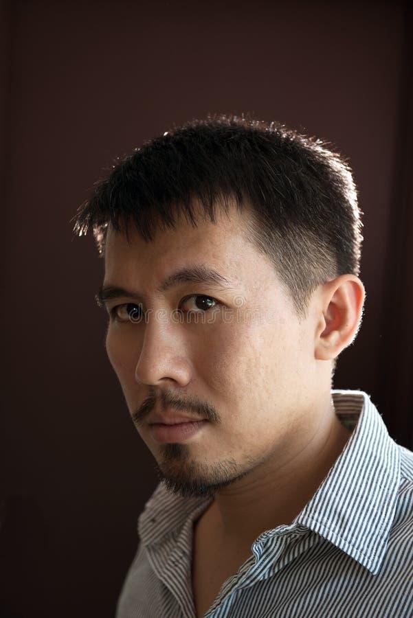 Asiatisk Man Royaltyfri Foto
