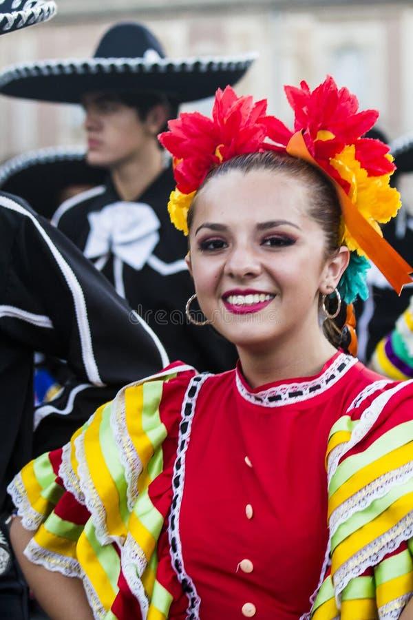 Stående från Mexico royaltyfria bilder