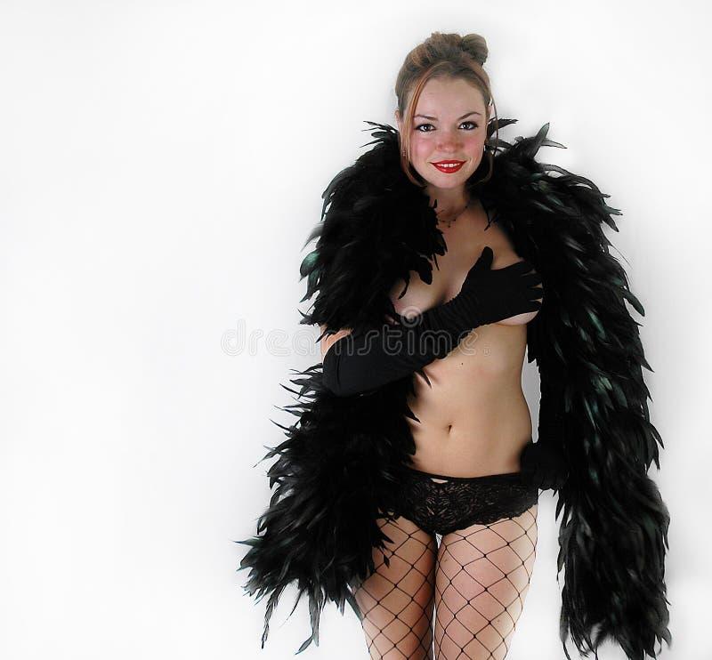 Download Ståendekvinna fotografering för bildbyråer. Bild av glamour - 31189