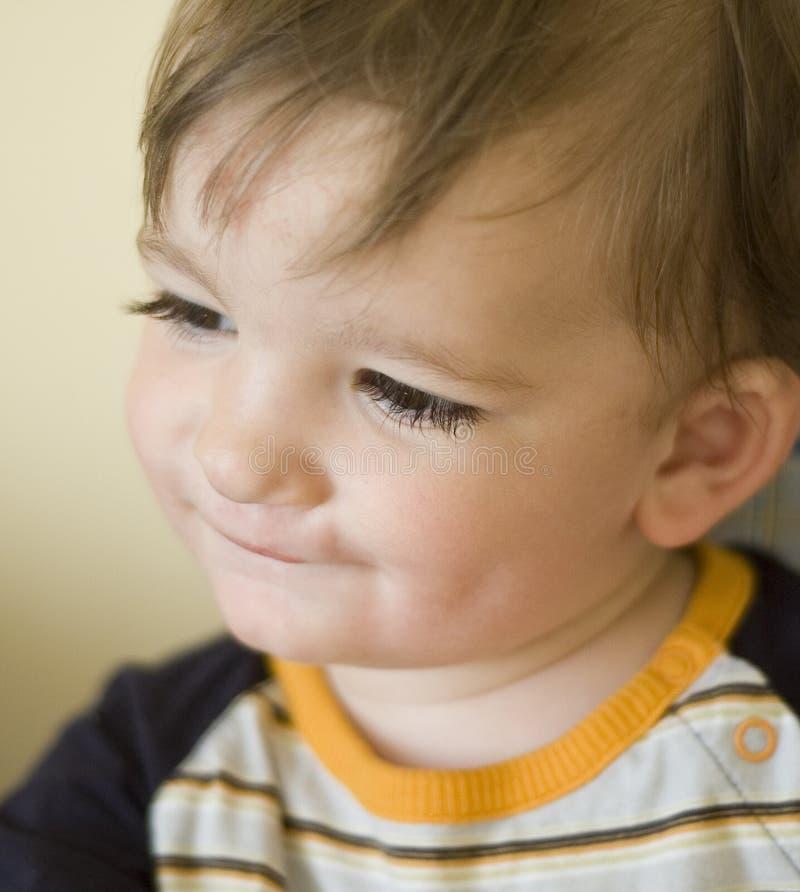 ståendelitet barn royaltyfri foto