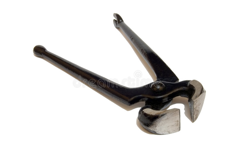 stål för 3 pincers royaltyfria foton