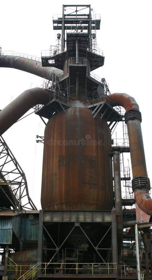 stålverkvitkovice fotografering för bildbyråer