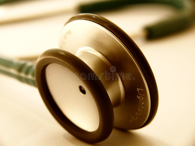 stéthoscope photographie stock