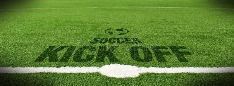stöd av fotboll arkivfoton