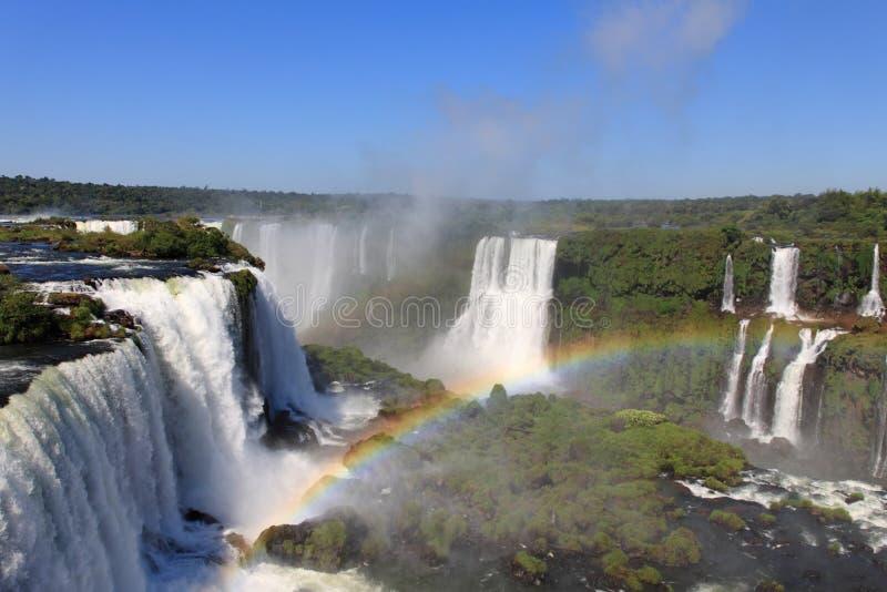 störst jordvattenfall royaltyfria bilder