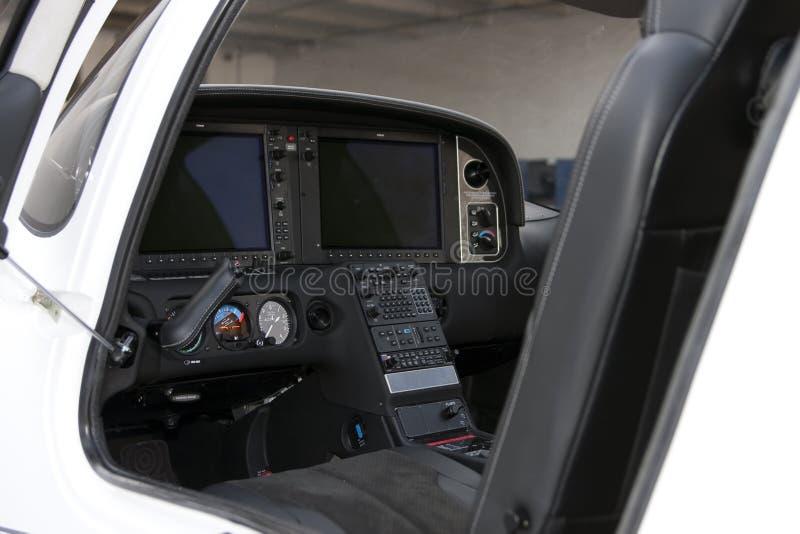 stötta turbo för passagerare för flygplancockpitpendlare ny fotografering för bildbyråer