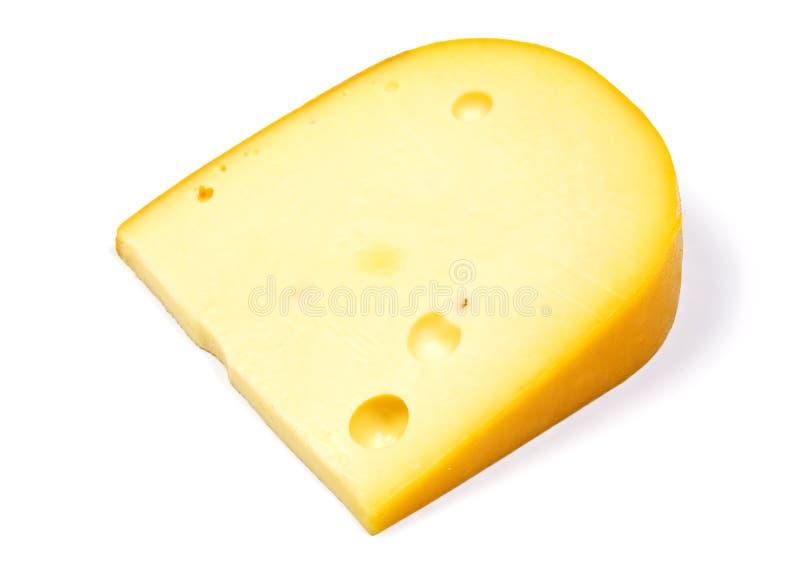 Stück Käse lizenzfreie stockfotografie
