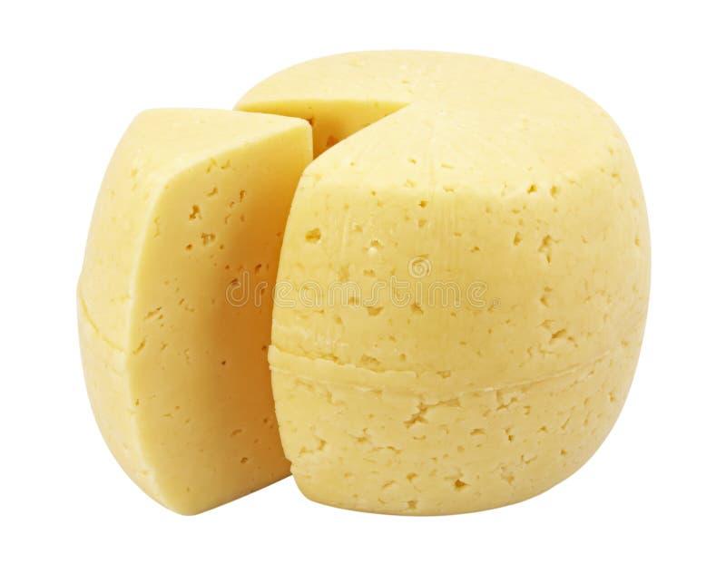 Stück Käse stockbild
