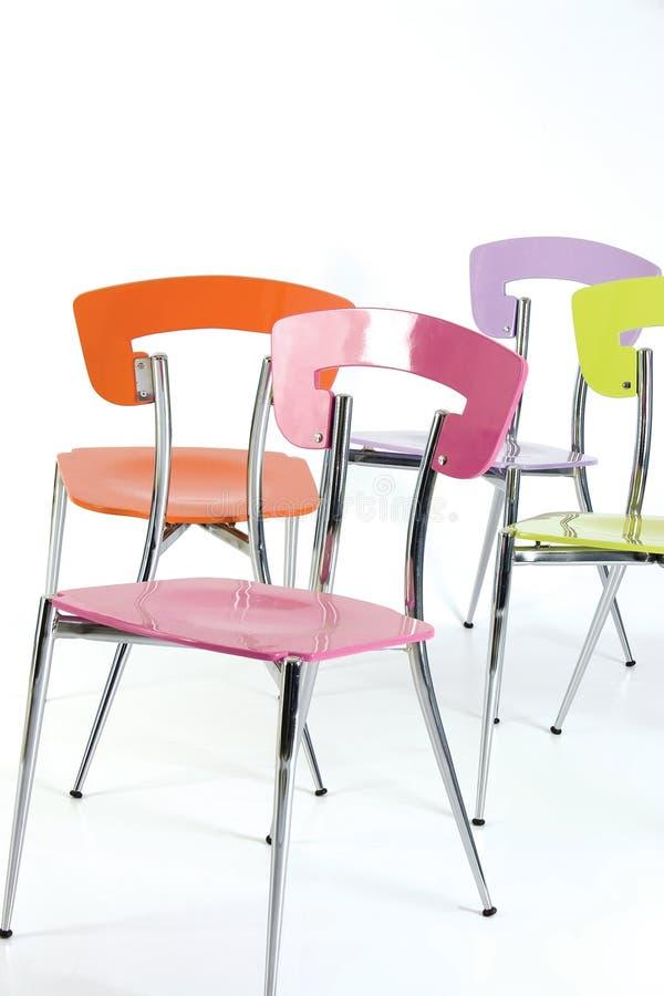 Stühle lizenzfreies stockfoto