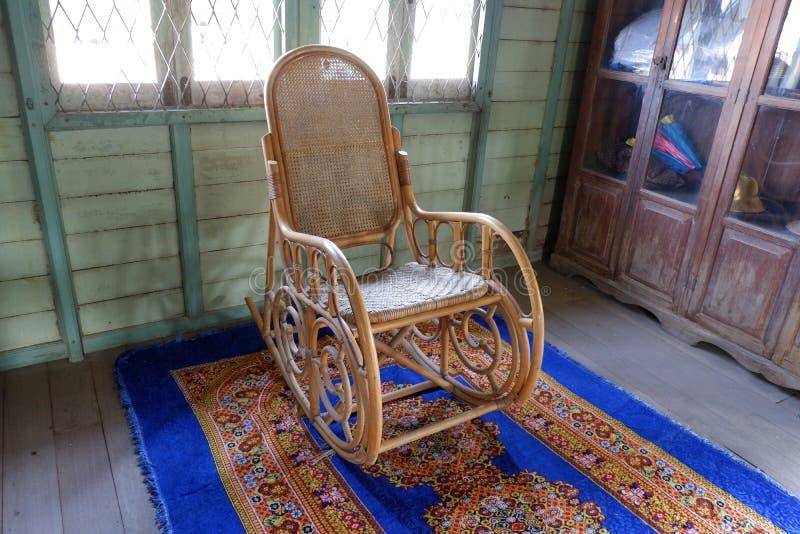 Stühle, die schlafen können stockbilder