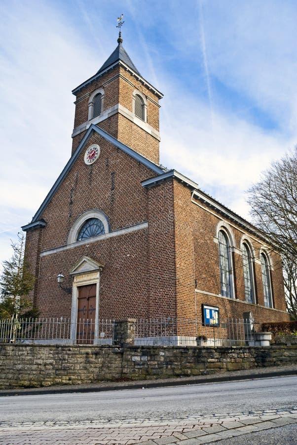 St安东尼氏族教会在Rott -德国 库存图片