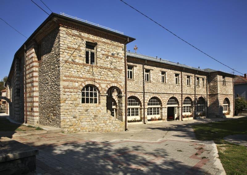 St德米特里教会在比托拉 马其顿 免版税库存图片