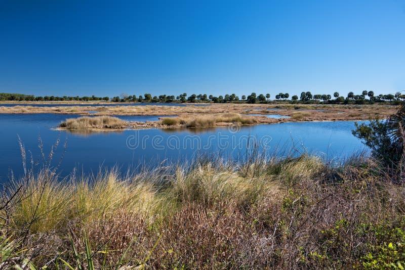 St指示全国野生生物保护区 免版税图库摄影