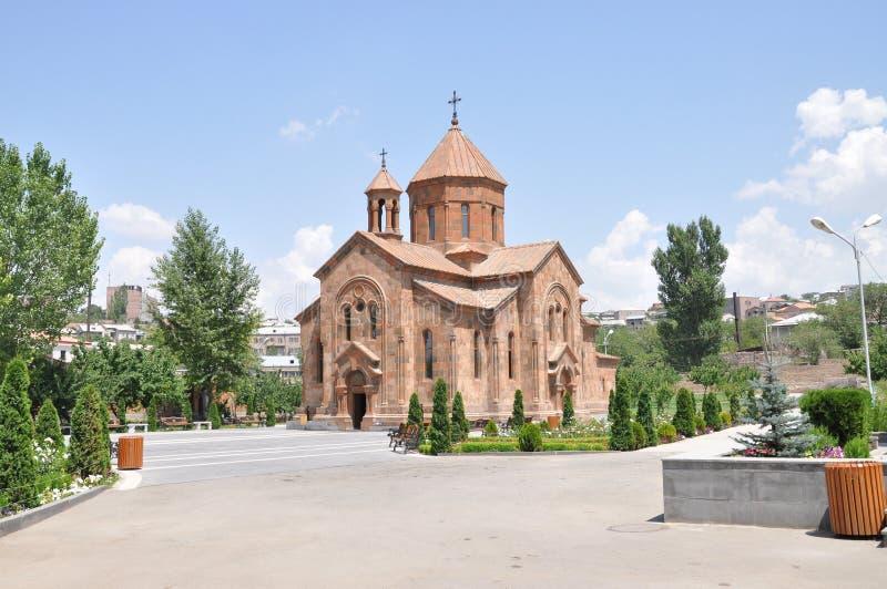 St玛丽亚姆教会 免版税库存照片