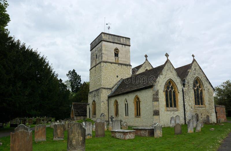 St迈克尔斯教会,Betchworth,萨里,英国 库存照片