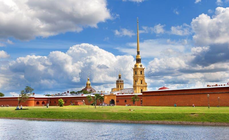 ST Πετρούπολη, Ρωσία στοκ εικόνες