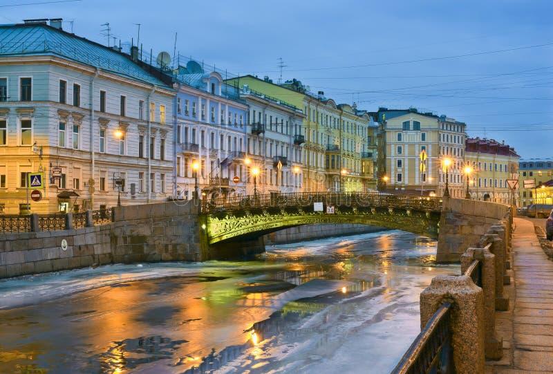 ST Πετρούπολη, Ρωσία στοκ φωτογραφίες με δικαίωμα ελεύθερης χρήσης