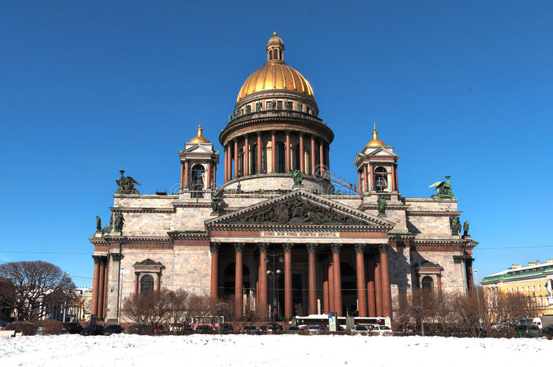 ST Πετρούπολη στοκ εικόνες