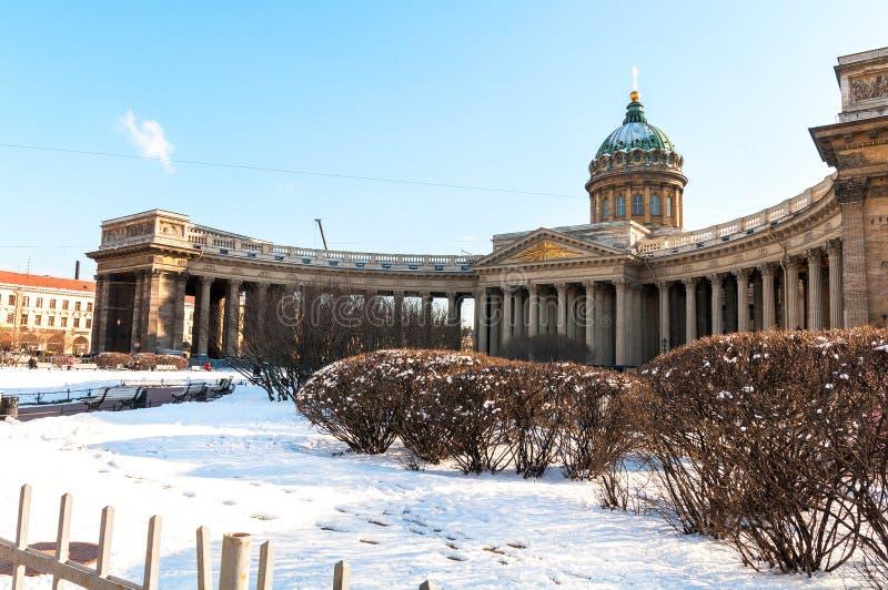 ST Πετρούπολη στοκ εικόνα