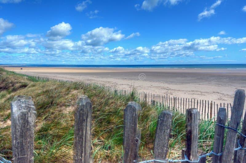st пляжа andrews стоковые фото