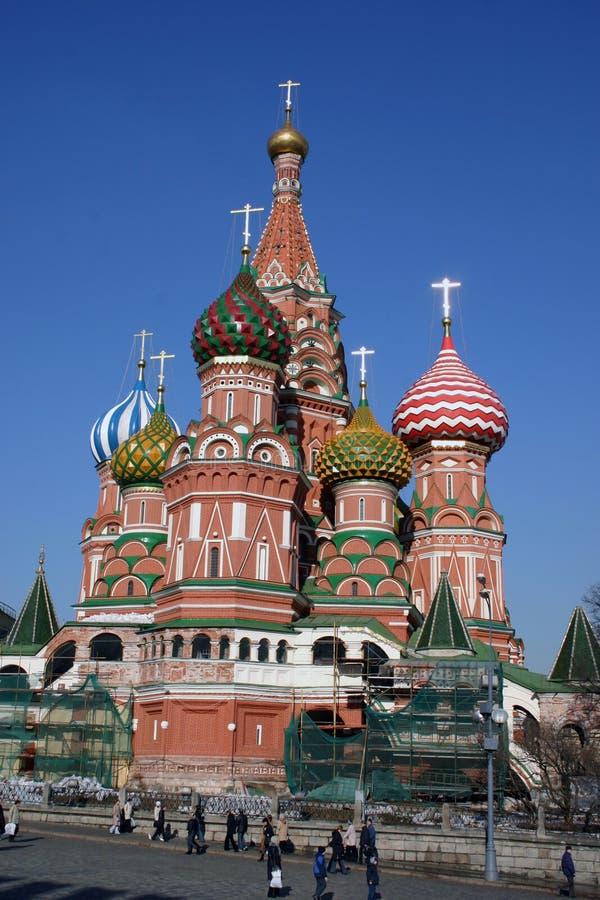 St Собор базиликов стоковое изображение rf