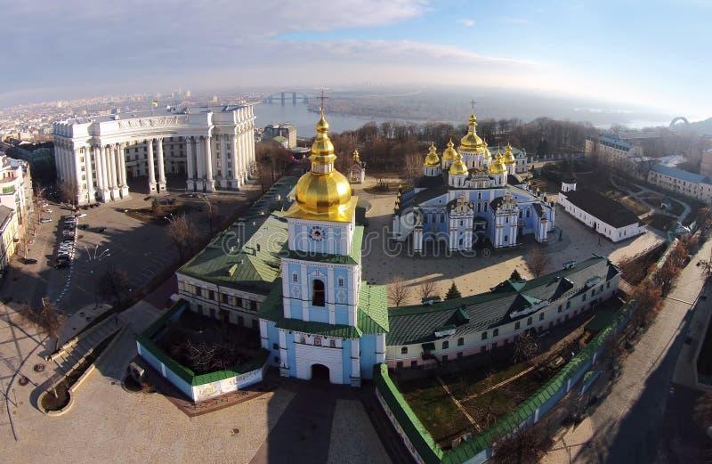 st Украина kiev michael s собора стоковые изображения