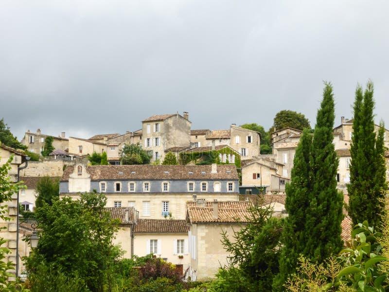 st Франции emilion стоковое изображение