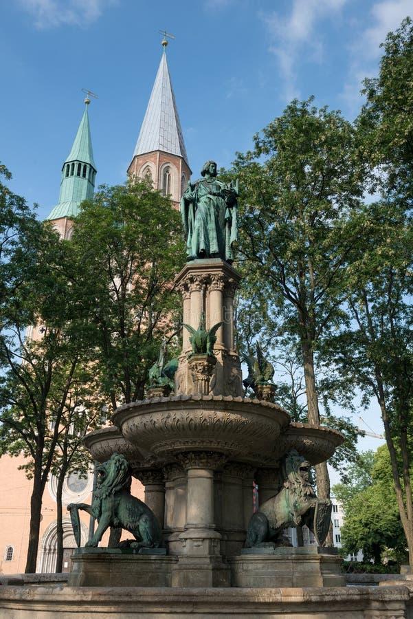 st церков Кэтрины стоковые изображения rf