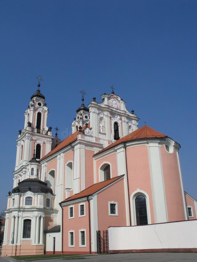 st церков s Кэтрины стоковое изображение