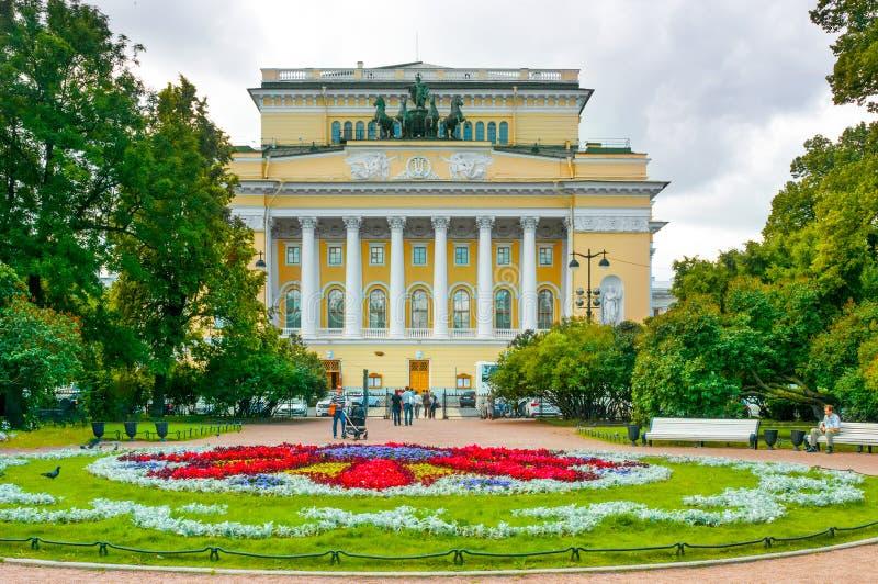 Download ST 彼得斯堡,俄罗斯- 2015年7月26日:Alexandrinsky (普希金) 编辑类库存照片 - 图片 包括有 彼得斯堡, 布琼布拉: 62539553