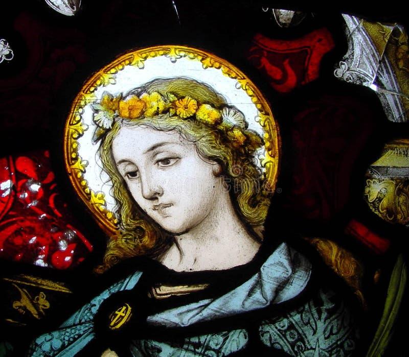 St Agnes imagens de stock royalty free