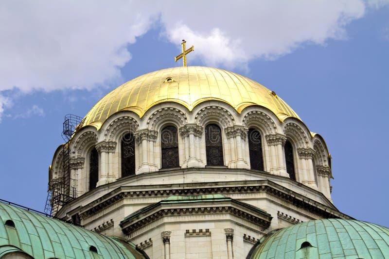 St Alexander Nevsky royalty-vrije stock afbeeldingen