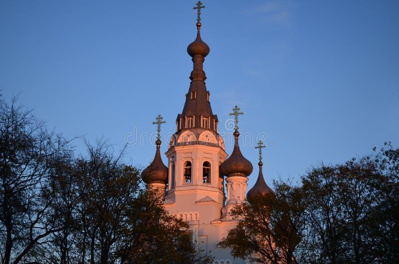 St. Andrew Kerk royalty-vrije stock afbeeldingen