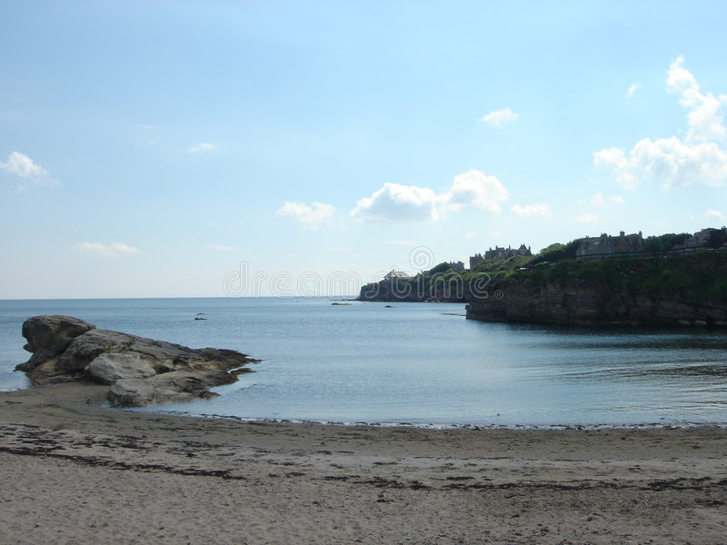 Download St. Andrew's Beach, Scotland Stock Photo - Image: 194252