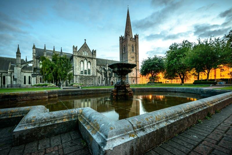 St. Andrew's Church Dublin fotografia de stock royalty free
