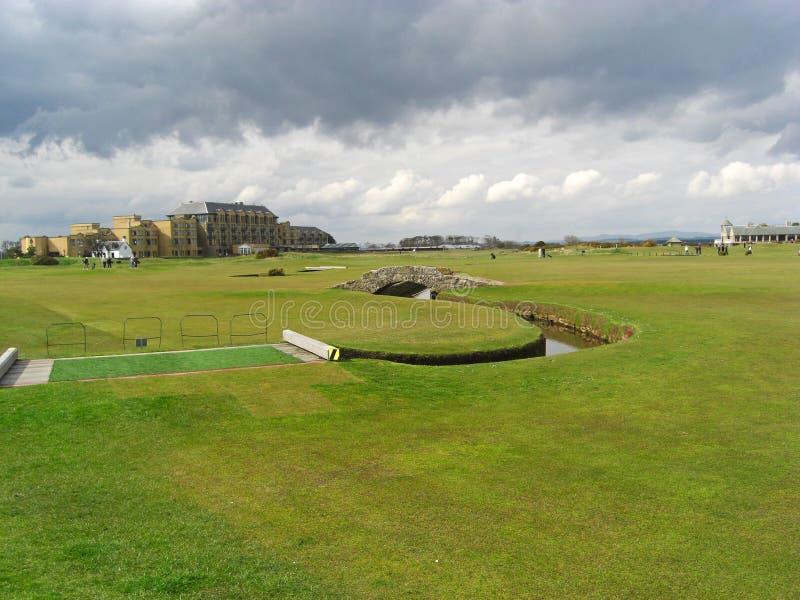 St Andrews imagens de stock royalty free